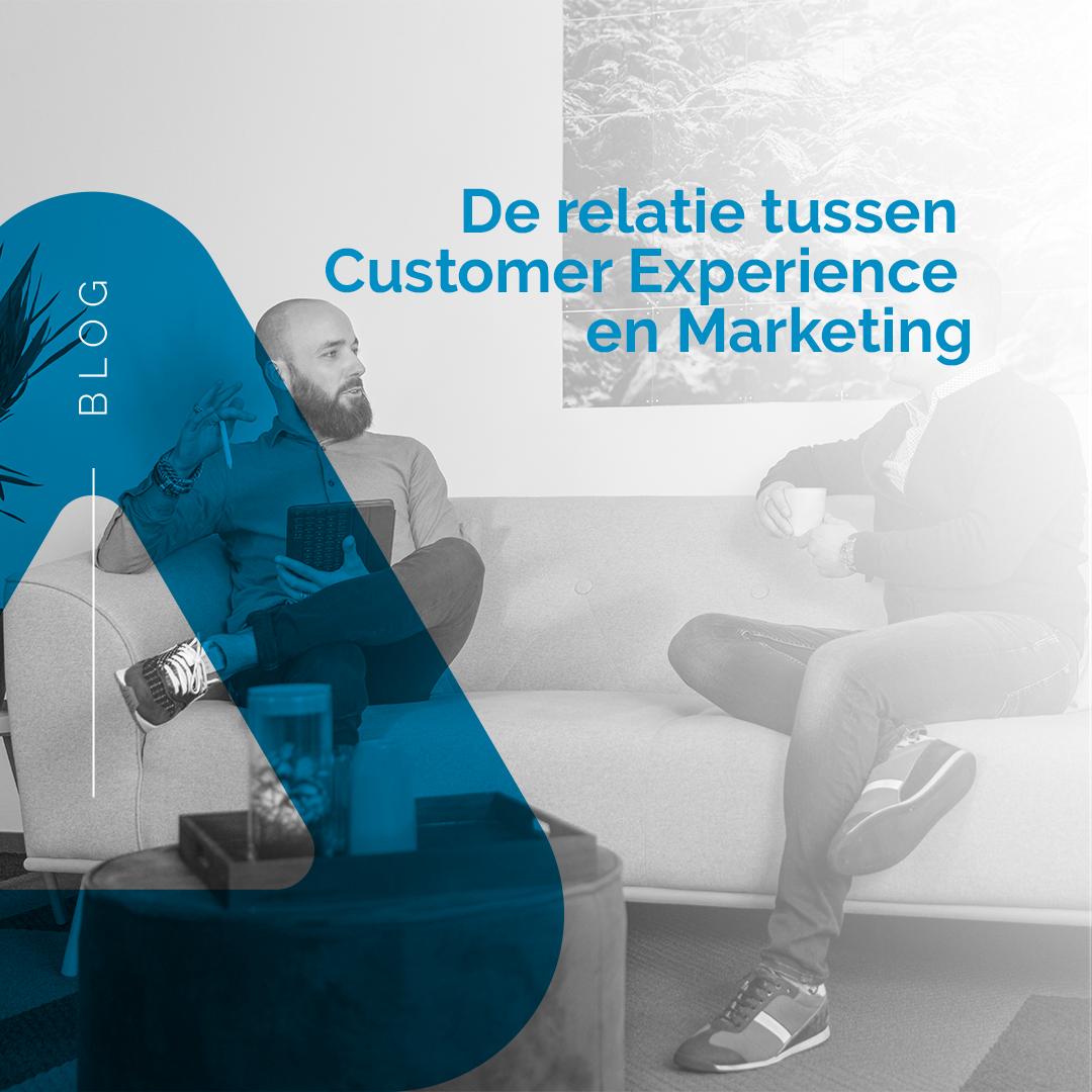 De relatie tussen customer experience en marketing
