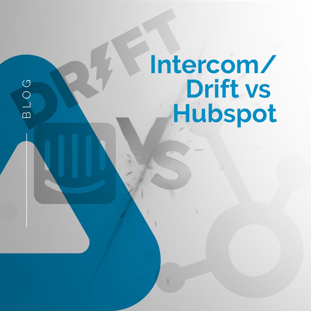 Vergelijking Intercom, Drift en HubSpot